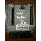 Touran 1.9 TDI Motor Beyni